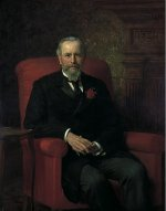 The Hon. John Collier's Portrait of Felix Thornley Cobbold, courtesy Colchester and Ipswich Museum Service
