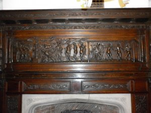 The Wingfield Overmantel