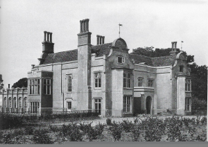 Bredfield White House (Demolished 1950)