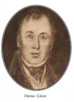 Thomas Colson (1783-1845)  Robinson Crusoe's only son.