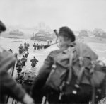 D Day, 6th June 1944 by IWM